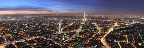 Paris by night Wikipedia